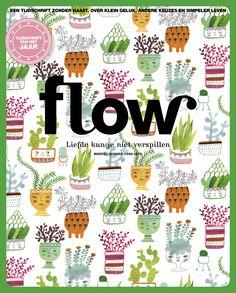 Flow Magazine - Magazine for paper lovers Frankie Magazine, Love Magazine, Magazine Design, Magazine Art, Magazine Covers, Plakat Design, Summer Books, Illustration Sketches, Magazines