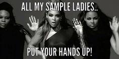MoNat Meme  Samples Beyoncé