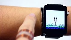 SkinTrack: Innovation turns your arm into a touch-input surface for smartwatch - http://authoritywearables.com/skintrack-innovation-turns-your-arm-into-a-touch-input-surface-for-smartwatch