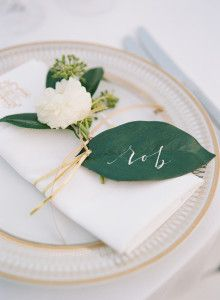 place cards