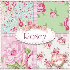 Rosey by Tanya Whelan for Free Spirit Fabrics