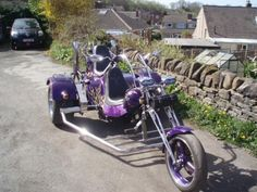 Trike chopper for sale - Yakaz Motorbikes