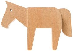 Areaware Dovetail Horse Home Decor Areaware