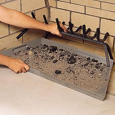 Fireplace Tray