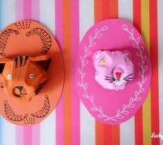 Egg Carton Art, Egg Carton Crafts, Craft Projects For Kids, Diy For Kids, Art Projects, Diy And Crafts, Paper Crafts, Paper Animals, Recycled Art