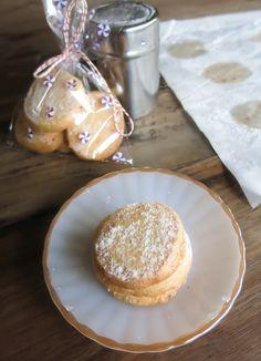 Apenas biscoitos amanteigados