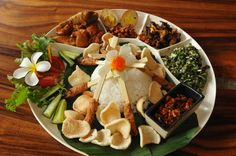 Indonesia , Nasi Campur Bali .-)))