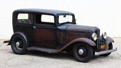 1932 Ford Tudor, Dan Webb, Burton, Michigan, oldsmobile, vehicle, transportation, curves, hot wheels, beautiful, history, photo.