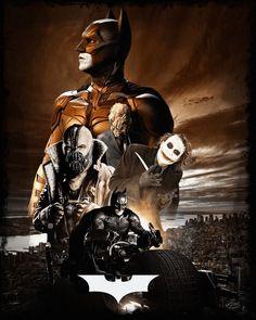 The Dark Knight Poster, The Dark Knight Trilogy, The Dark Knight Rises, Batman The Dark Knight, Batman Comic Art, Batman And Superman, Batman Comics, Robin Comics, Batman Robin