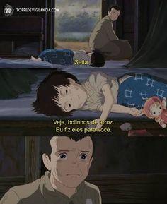Hotaru No Haka, Isao Takahata, Grave Of The Fireflies, Studio Ghibli Art, Japanese Anime Series, Ghibli Movies, Film Base, Hayao Miyazaki, Manga Anime