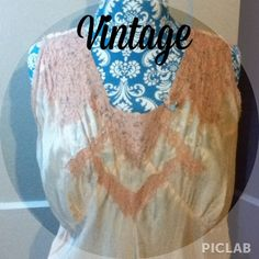 I just added this to my closet on Poshmark:  Vintage Silk Nightie or maxi dress. Price: $30 Size: XL