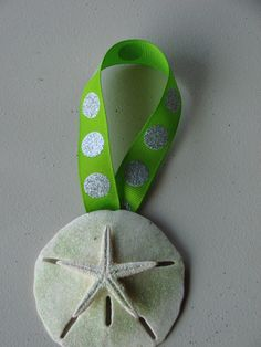 Sand Dollar and star fish ornament