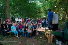 FestiVal der Aa drie dagen muziek en theater in Schipborg Drenthe 4,5,6 juli 2014