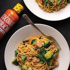15-minute Fragrant Pork Noodles - Marion's Kitchen