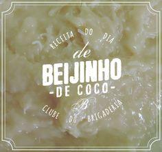 Receita de beijinho de coco gourmet: http://clubedebrigaderia.com.br/receita-de-beijinho-de-coco-gourmet/