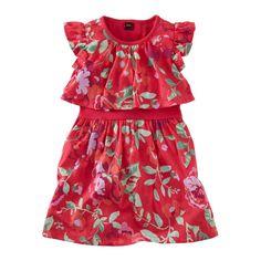 Desert Rose Swing Dress