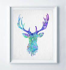 Bildergebnis für aquarell abstrakt tiere