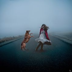 Dark Atmospheric Pictures by Korinne Bisig – Fubiz™