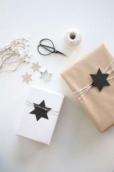 diy,cadeau,fête, christmas decoration, emballage cadeau: