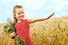 Cute Baby on Flowers Mobile Wallpapers HD Phone Wallpapers