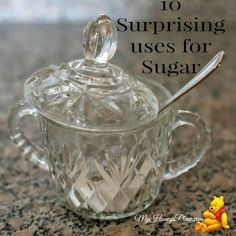 10 Surprising uses for Sugar