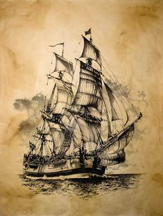 Image result for pirate art