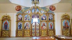 iconostasul sculptat sub comanda
