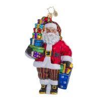 """Let's Go Shopping"" - Christopher Radko ornaments - love them!"