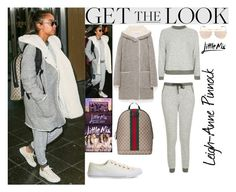 """""""Leigh-Anne Pinnock Little MIx  Arriving in Oslo Norway November 3, 2016"""" by valenlss ❤ liked on Polyvore featuring Converse, Christian Dior, Gucci and Topshop"""
