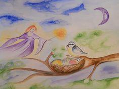 Bientôt le printemps ! Alors, accueillons-le en chanson ! Voici un air ancien posé sur un antique poème pour saluer la venue du printemps.