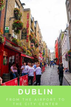 Guide to Travel in Dublin. Dublin Airport to the City. Dublin budget guide. Budget travel Ireland ☆☆ Travel Guide / Bucket List Ideas Before I Die By #Inspiredbymaps ☆☆