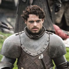 Game of Thrones - grungy & gory as I like it!  Winter is coming via HBO.