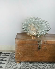 Handmade glass lamp, Syrian artisanat  Www.danmasboutique.com