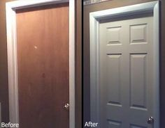 DIY: Here is a great article with advice on how to upgrade your homes interior doors by yourself. An inexpensive way to update the look of an older home!