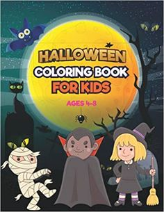 Halloween Coloring Book For Kids Ages 4-8: Happy Halloween Coloring Book for Kids Age 5 and up - a Collection of Coloring Pages with Cute Spooky Scary ... Ghosts, Witches, Haunted Houses and More: House, Rana Halloween: 9798483144243: Amazon.com: Books Coloring Books, Coloring Pages, Christmas Hoodie, Spooky Scary, Haunted Houses, Halloween Coloring, Cool Hoodies, Ghosts, Witches