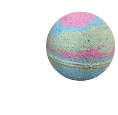 An awesome mix of raspberry, vanilla and pastel colors enthrall your senses. This CBD bath time summer block buster is packed with skin nourishing CBD infused hemp oil, vitamin E and tea tree oil. After you are finished enjoying the lovely colors and fragrance you will be left with silky smooth skin.   1 CBD bath bomb- 5 oz Directions: Fill your bath tub with warm water, drop in bath bomb and lay back to enjoy.  ( This item contains herbs and/or essential oils. Please co...
