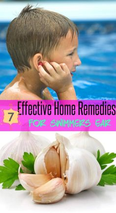 7 Effective Home #Remedies for Swimmer's #Ear #HomeRemedies for #SwimmersEar