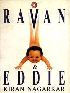 Ravan & Eddie (1994) by Kiran Nagarkar  The Guardian named it one of the 10 best books about Mumbai, it is the story of two boys, Ravan and Eddie, growing up in a Bombay chawl in the '50s