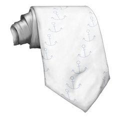 """""""Anchor"""" Tie"""