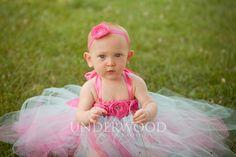 butterfly tutu dress  flower girl tutu by LittledreamsbyMayra