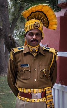 National Guard, New Delhi, India