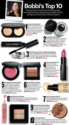 "Eye Makeup: The best makeup to achieve a clean, natural, everyday, look. ""The Doctor's Closet"" Blog."