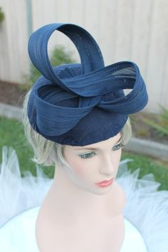 Alexis #Millinery by Leah Cassidy #HatAcademy