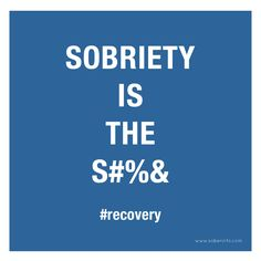Enough said. #Sobriety Sober Quotes, Relapse Prevention, Well Said Quotes, Sober Life, Give Me Strength, Addiction Recovery, Bipolar Disorder, Sobriety, Denial