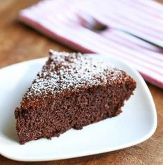 Tender, moist and chocolaty, this almond flour chocolate cake is a real treat and so much healthier than a wheat flour cake. Fluffy, gluten-free almond flour chocolate cake is naturally sweetened with a touch of honey. It's moist and so delicious! Almond Flour Chocolate Cake, Almond Flour Cakes, Almond Flour Recipes, Dairy Free Chocolate, Chocolate Desserts, Coconut Flour, Chocolate Muffins, Chocolate Pudding, Paleo Chocolate Cake