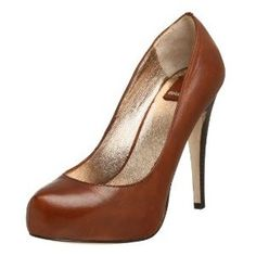 Cognac platforms. These go with everything!