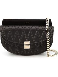 6fb23f8c882 Shop Chloé 'Georgia' shoulder bag in Vitkac from the world's best  independent boutiques at