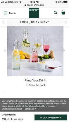 Pimp Your Drink, Flamingo Baby Shower, Shops, Pink, Tents, Retail, Pink Hair, Roses, Retail Stores
