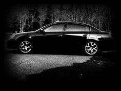 My 2005 Nissan Altima SE-R