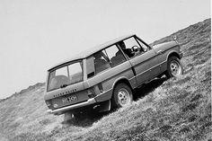 Range Rover completa 45 anos. Veja fotos Notícias Fabricantes